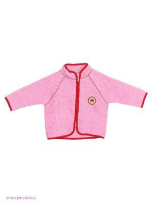 Куртка Yallo Kids. Цвет: розовый