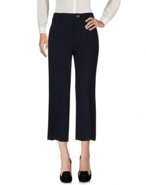 Повседневные брюки DIANE KRÜGER. Цвет: темно-синий
