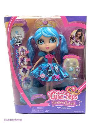 Набор Принцессы. Кукла Кристалина Jada. Цвет: голубой