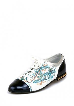 Ботинки Elegami. Цвет: разноцветный