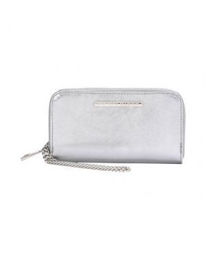 Бумажник MARC ELLIS. Цвет: серый
