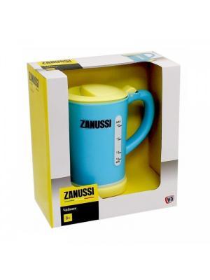 Чайник Zanussi HTI. Цвет: бирюзовый, желтый