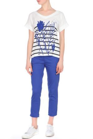 Комплект с брюками Relax Mode. Цвет: ярко-голубой