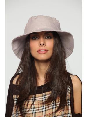 Шляпа Lak Miss. Цвет: серебристый