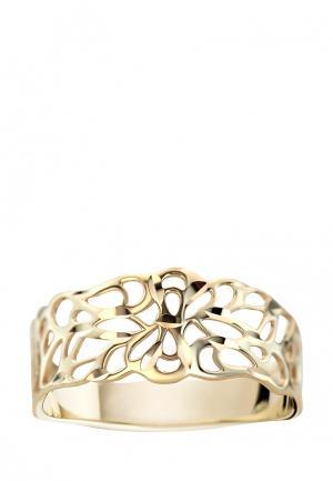 Кольцо Valtera. Цвет: золотой