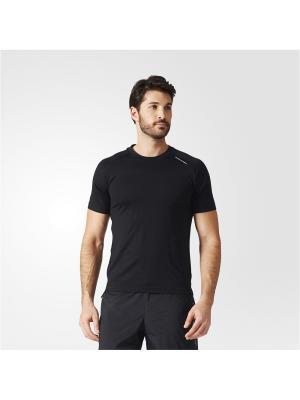 Футболка спортивная муж. CORE TEE Adidas. Цвет: черный
