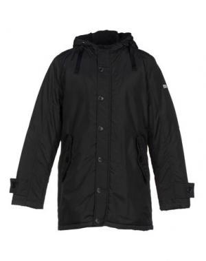 Куртка YES ZEE by ESSENZA. Цвет: темно-зеленый