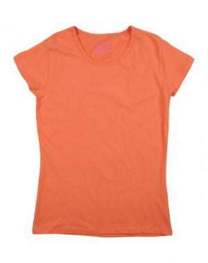 Футболка VINGINO. Цвет: оранжевый