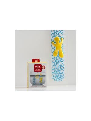 Ароматизатор/ULISSE/желтый/VANILLA Mr&Mrs Fragrance. Цвет: желтый