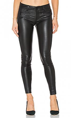 Узкие джинсы no. 3 instasculpt DL1961. Цвет: черный