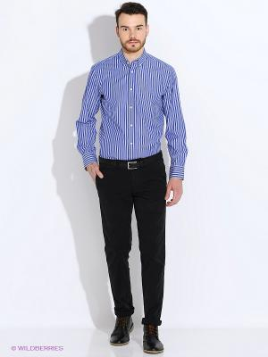 Рубашка Eden Park. Цвет: синий, белый, темно-синий