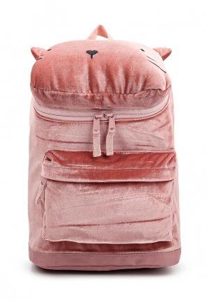 Рюкзак Gap. Цвет: розовый