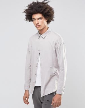 Systvm Рубашка Benno. Цвет: бежевый