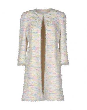 Пальто EDWARD ACHOUR. Цвет: белый