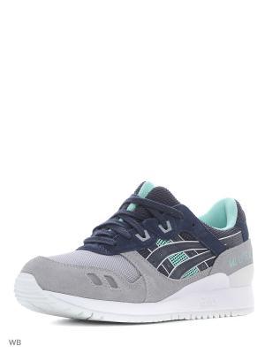 Спортивная обувь GEL-LYTE III ASICSTIGER. Цвет: черный, белый