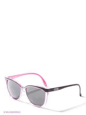 Солнцезащитные очки ROXY. Цвет: розовый, черный