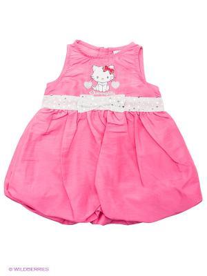 Платье Sun City. Цвет: розовый