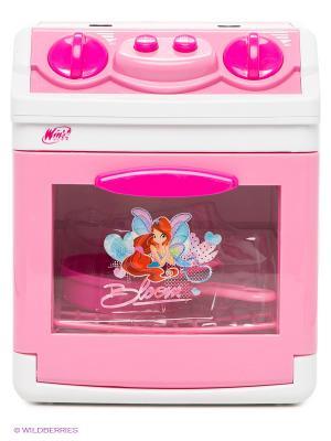 Плита Winx Играем вместе. Цвет: розовый, белый