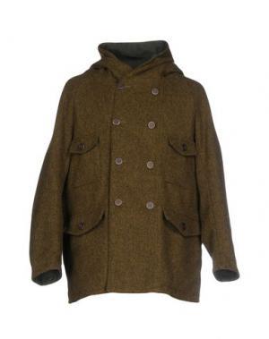 Пальто EAST HARBOUR SURPLUS. Цвет: зеленый-милитари