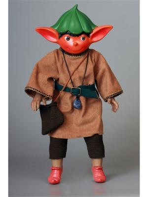 Кукла Plim-рождает волю к жизни Lamagik S.L. Цвет: коричневый, красный, зеленый