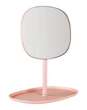 Зеркало NORMANN COPENHAGEN. Цвет: пастельно-розовый