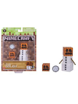 Игровой набор MINECRAFT  Снежный Голем с аксесс.. Цвет: прозрачный