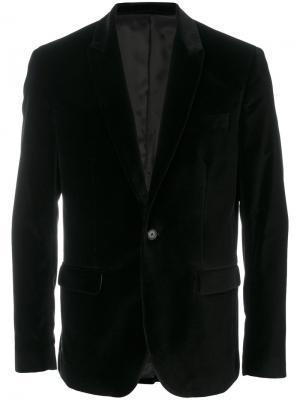 Пиджак на пуговицах Dondup. Цвет: чёрный