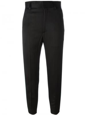 Укороченные брюки Heracleum Haider Ackermann. Цвет: чёрный