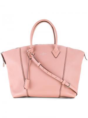 Сумка Lockit MM Louis Vuitton Vintage. Цвет: розовый и фиолетовый