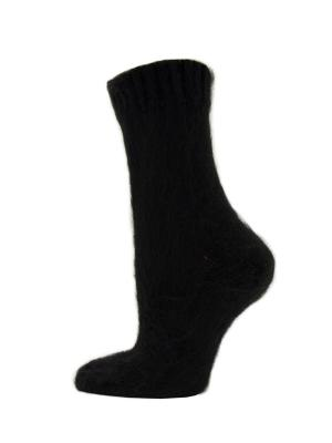 Бабушкины носки HOSIERY. Цвет: черный
