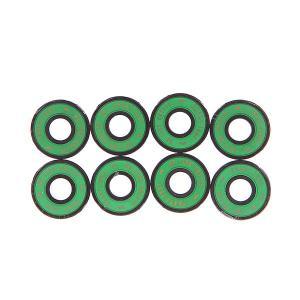 Подшипники для скейтборда  Abec 5 Bearings`10 Green Shake Junt. Цвет: зеленый