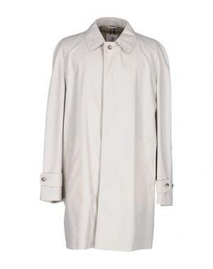 Легкое пальто SEALUP. Цвет: светло-серый