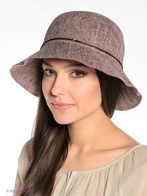 Шляпа Ваша Шляпка. Цвет: коричневый
