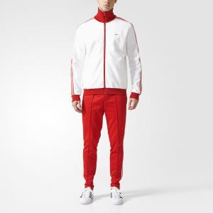 Спортивный костюм London  Originals adidas. Цвет: белый