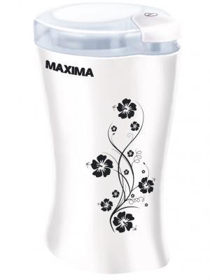 Кофемолка MAXIMA MCG-1601 (Белый). Цвет: белый