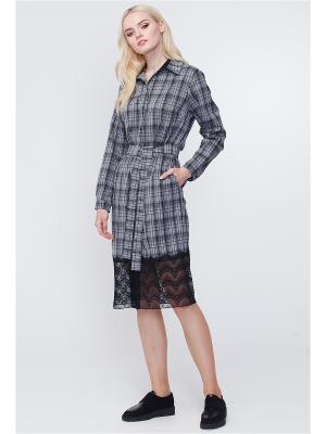 Платье-рубашка VICTORIA VEISBRUT