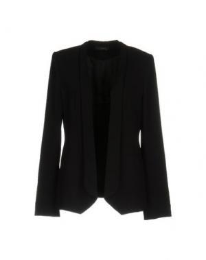 Пиджак SOALLURE. Цвет: черный