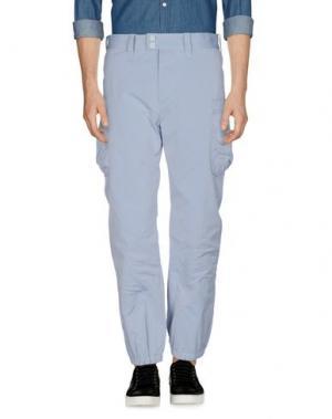 Повседневные брюки TS(S). Цвет: светло-серый