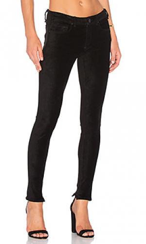 Узкие джинсы newton MCGUIRE. Цвет: черный