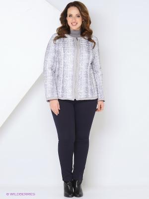 Куртка Vlasta. Цвет: серый