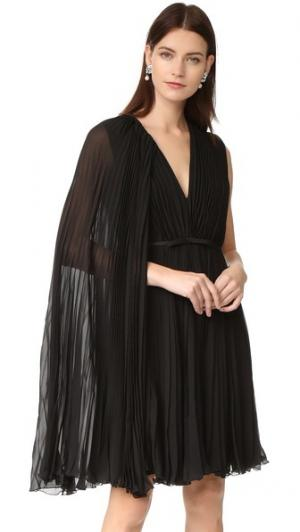 Платье без рукавов Giambattista Valli. Цвет: голубой