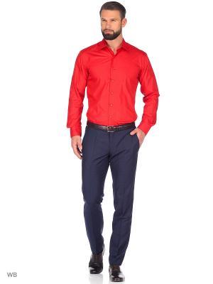 Рубашка CARAT.. Цвет: красный