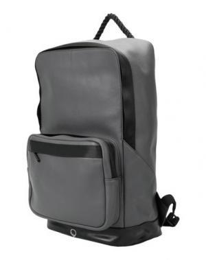 Рюкзаки и сумки на пояс STIGHLORGAN. Цвет: стальной серый