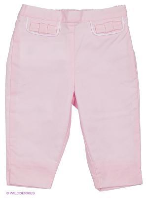 Брюки CHICCO. Цвет: бледно-розовый