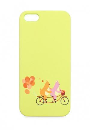 Чехол для iPhone MityaVeselkov. Цвет: зеленый