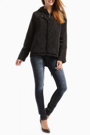 Куртка RINO & PELLE. Цвет: черный