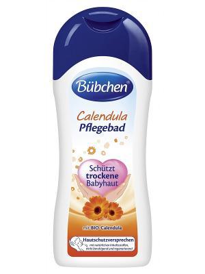 Средство для купания и ухода за кожей Календула, 250 мл Bubchen. Цвет: прозрачный