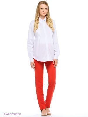 Рубашка Адель. Цвет: белый
