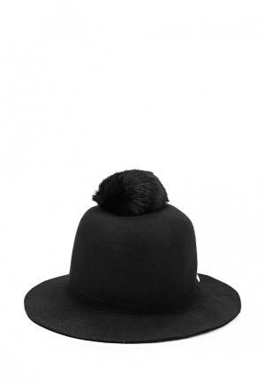 Шляпа Armani Jeans. Цвет: черный