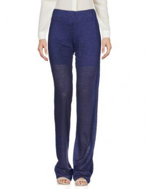 Повседневные брюки CRUCIANI. Цвет: темно-синий